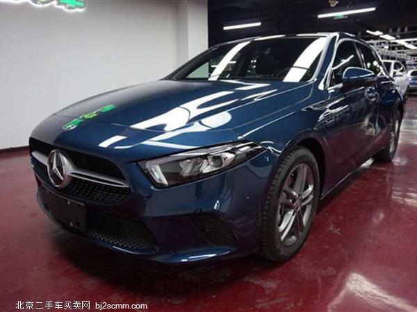 2019款 奔驰A级(进口) A 200 动感型
