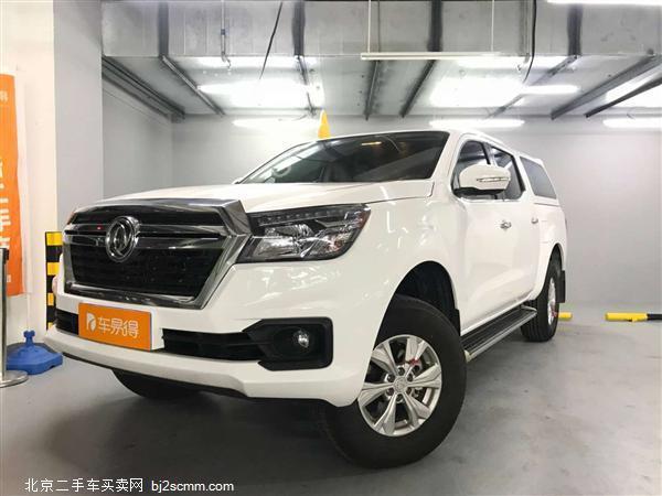 东风 2019款 锐骐6 2.4L手动两驱汽油标准型2TZD