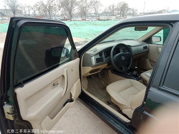 大众 桑塔纳志俊 2010款 1.6L 手动实尚型