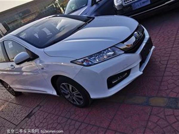 本田 2018款 锋范 1.5L CVT型动Pro版