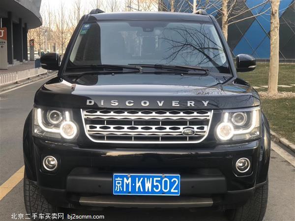 路虎 发现 2015款 3.0 V6 SC HSE Luxury