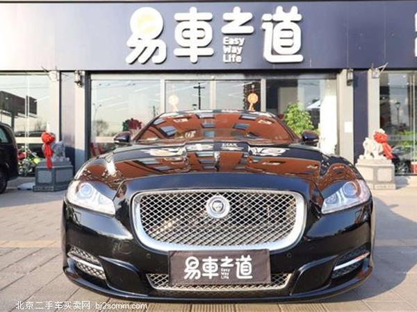 捷豹XJ 2013款 XJL 3.0 SC 四驱旗舰商务版
