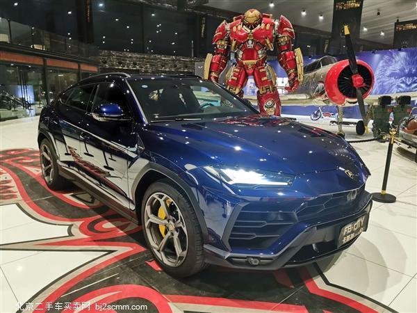 兰博基尼 2018款 Urus 4.0T V8