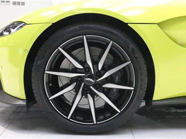 阿斯顿?马丁 2018款 V8 Vantage 4.0T AT 基本版