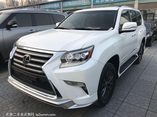 2019款 雷克萨斯GX GX460 标准型(中东)