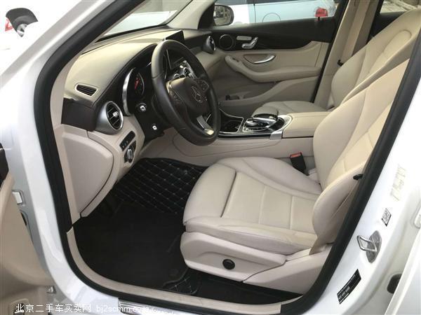 2016款 奔驰GLC级 GLC 260 4MATIC 豪华型