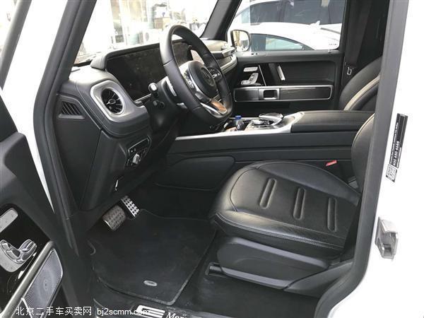 2019款 奔驰G级 G 500