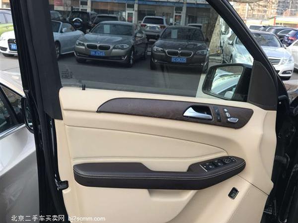 2017款 奔驰GLE级 GLE 320 4MATIC 动感型