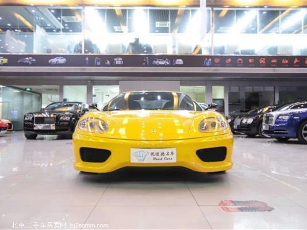 法拉利360 2004款 Modena 3.6