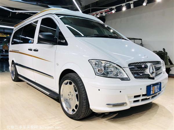奔驰 2014款 威霆 3.0L 豪华商务改装