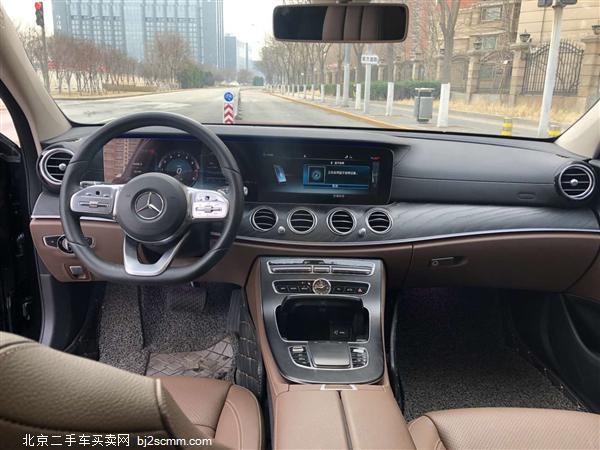 2019款 奔驰E级 E 300 L 运动豪华型