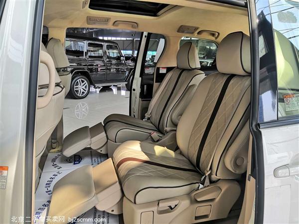 丰田 2018款 普瑞维亚 2.4L 双天窗 7座 豪华版