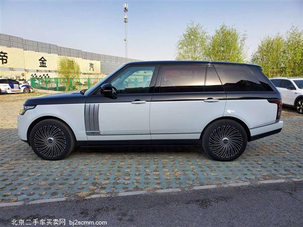 路虎 揽胜 2015款 3.0 V6 SC Vogue SE 创世加长版