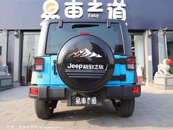 Jeep 2017款 牧马人 3.6L 四门舒享版 Rubicon