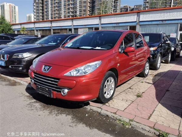 标致307 2013款 两厢 1.6L 自动舒适版