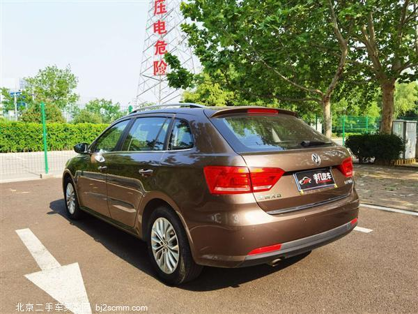 大众 朗行 2013款 1.6L 自动豪华型