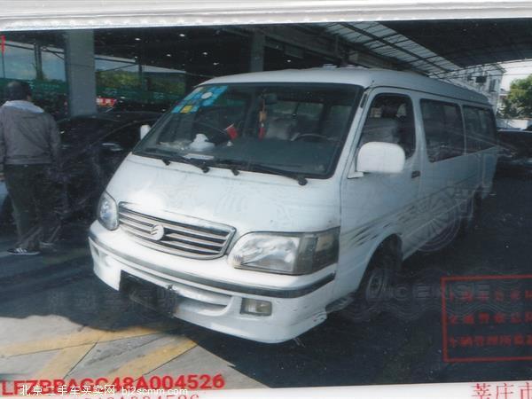 金旅海狮 1999款 2.0L短轴汽油高级版V19