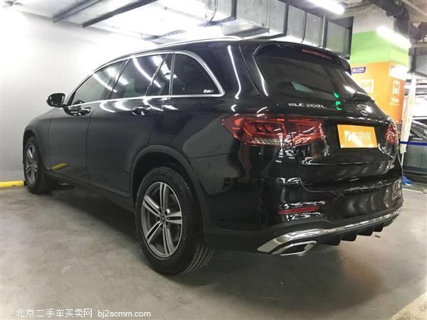 2020款 奔驰GLC级 GLC 260 L 4MATIC 豪华型