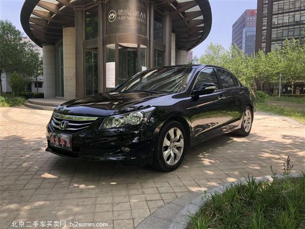 本田 雅阁 2012款 2.4L EXL Navi