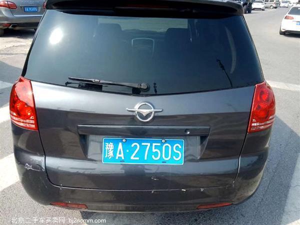 海马 普力马 2010款 1.6L 手动5座豪华