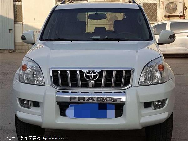丰田 2008款 普拉多(进口) 4.0L 中东版