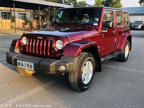 Jeep 牧马人 2010款 3.8L 四门版 Sahara