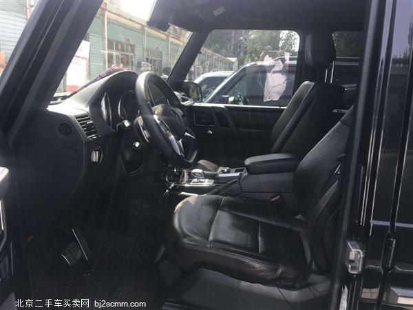 2016款 奔驰G级AMG G 63 AMG