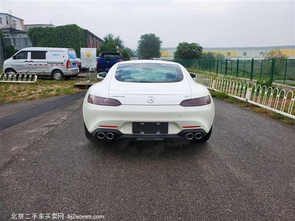 奔驰 2019款 AMG GT