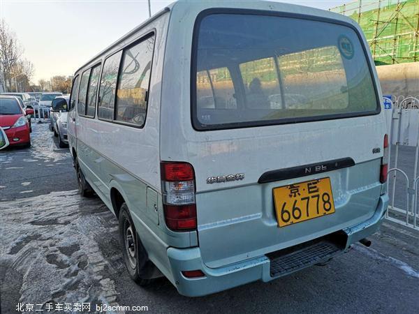 金杯海狮 2011款 2.0L第五代快运王舒适K型4G19