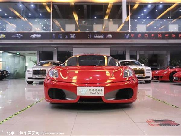 法拉利F430 2005款 Coupe 4.3