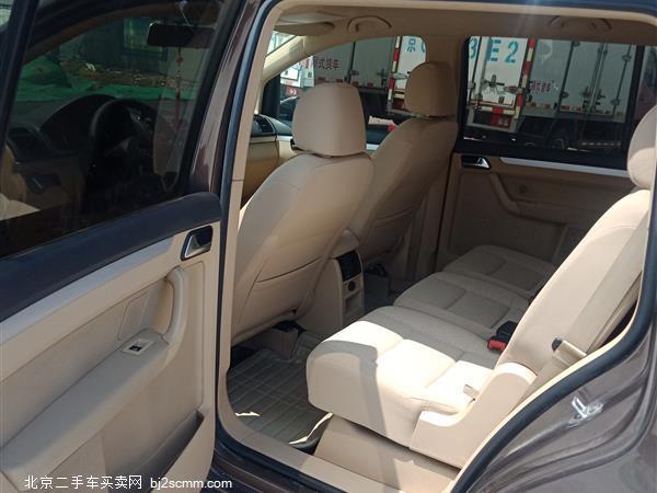 大众 途安 2013款 1.4T 手动舒适版5座