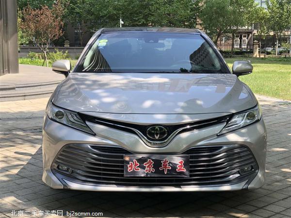 丰田 2018款 凯美瑞 2.5G 豪华版
