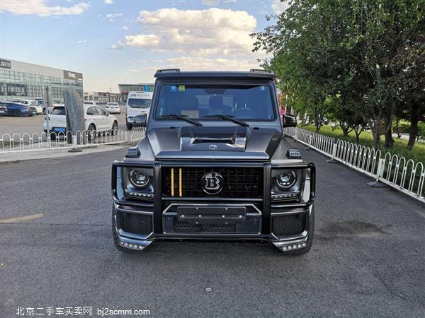 奔驰G级AMG 2013款 G 63 AMG