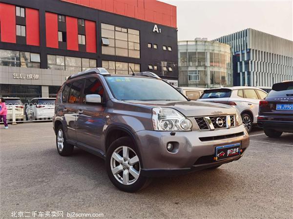 日产 奇骏 2010款 2.5L CVT旗舰版 4WD