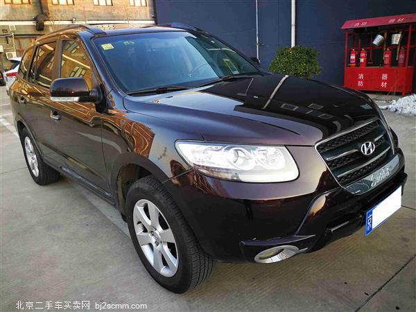 现代 胜达(进口) 2013款 3.0L 四驱豪华版 7座 欧IV