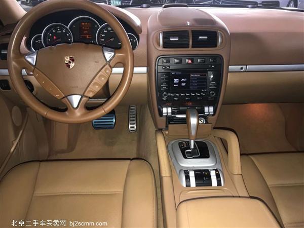 保时捷 卡宴 2007款 Cayenne S 4.8L