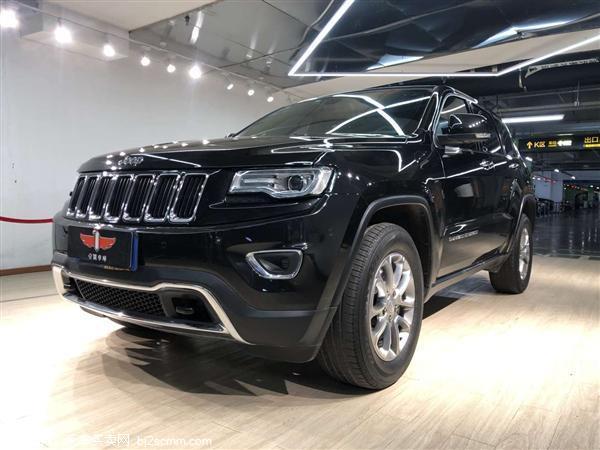 Jeep 2016款 大切诺基(进口) 3.0L 舒享导航版