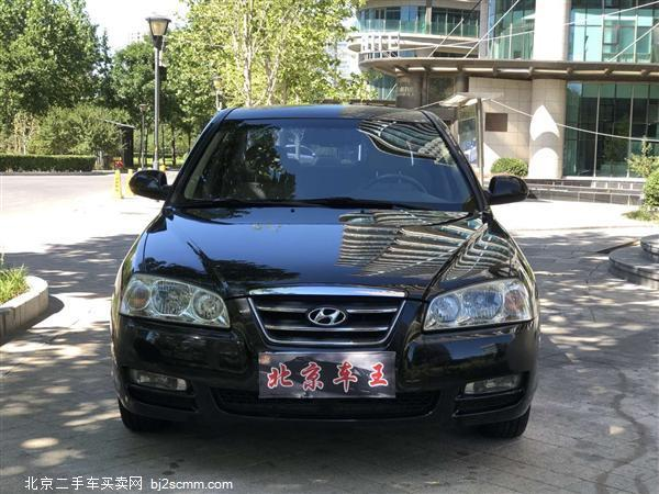 现代 伊兰特 2007款 1.6L 手动舒适型