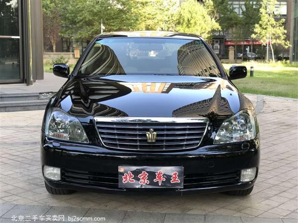 丰田 皇冠 2007款 2.5L Royal 特别版