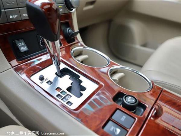 丰田 汉兰达 2012款 3.5L 四驱7座至尊版