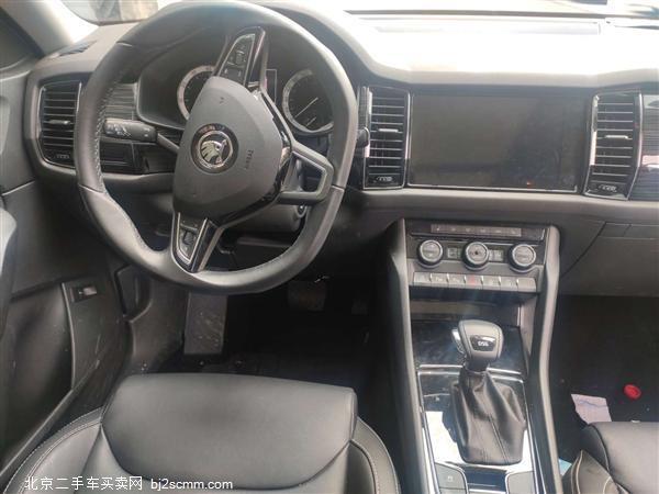 斯柯达 2019款 柯迪亚克 TSI330 5座两驱豪华优享版 国VI