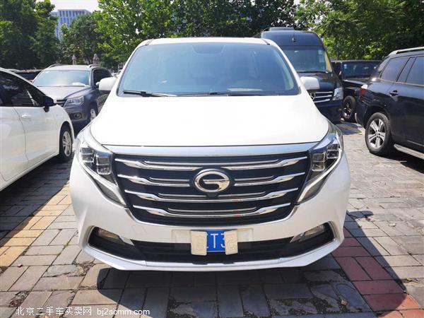 广汽传祺 2018款 传祺GM8 320T 尊贵版