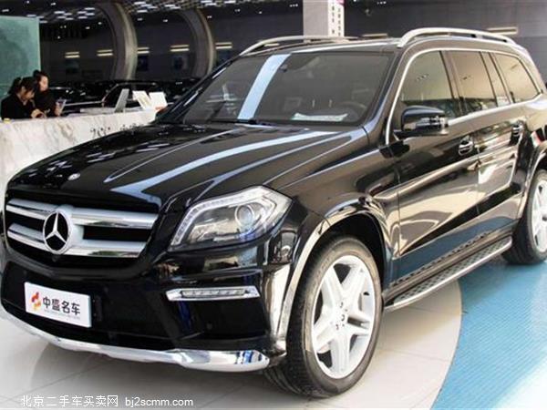 奔驰GL级 2013款 GL 500 4MATIC