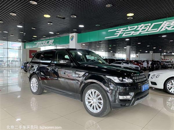 路虎 揽胜运动版 2014款 3.0 V6 SC HSE