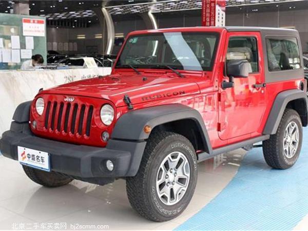 Jeep 牧马人 2013款 3.6L 两门版 Rubicon