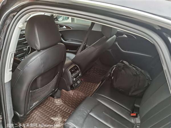 2016款 奥迪A6L 30 FSI 舒适型