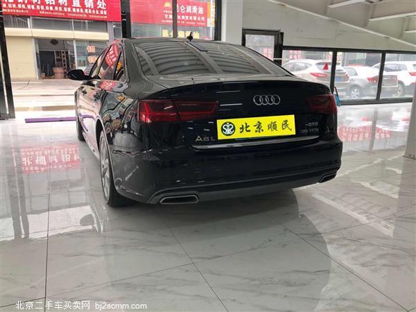 2018款 奥迪A6L 35 TFSI 典藏版