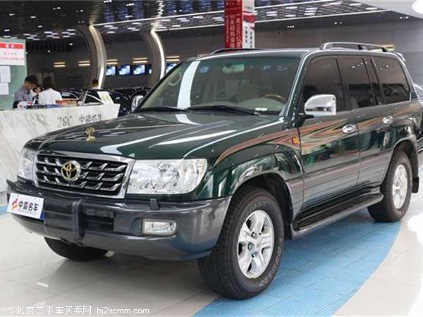 丰田 2007款 兰德酷路泽 4.5L AT 四驱