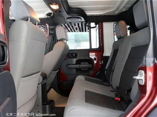 Jeep 牧马人 2010款 3.8L 四门版 Rubicon