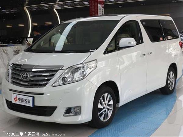 丰田 2015款 埃尔法 3.5L 豪华版